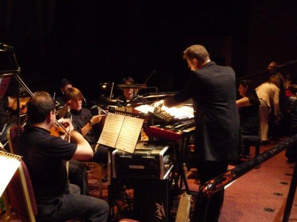 Conducting 'The King and I'